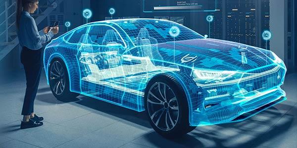 digital car scanning